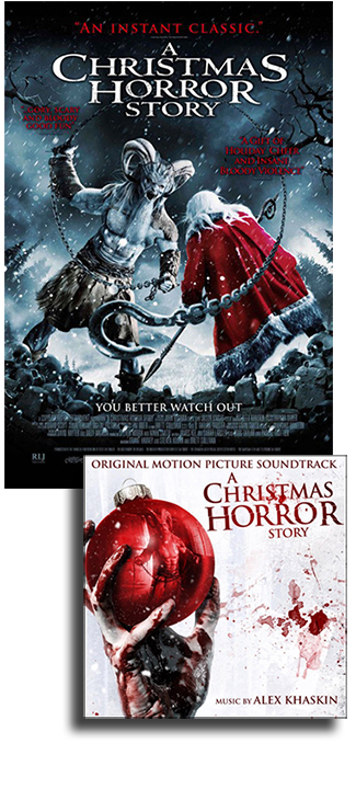A Christmas Horror Story 2015.Soundtrackcollector The Movie Soundtrack Database